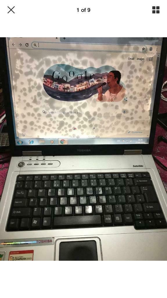 Toshiba Satellite L10 Laptop | in Headington, Oxfordshire | Gumtree