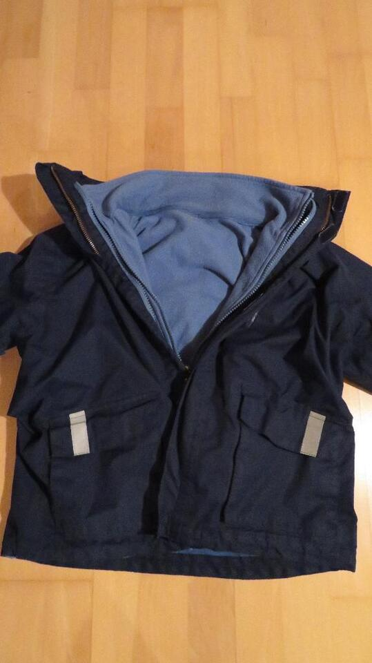 wähle spätestens klassischer Stil von 2019 Keine Verkaufssteuer Winterjacke, warm, 2 in 1 Jacke von TCM, Tchibo 134/140, Junge