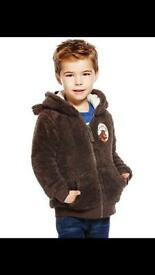 Boys Gruffalo Coat size 2-3 years