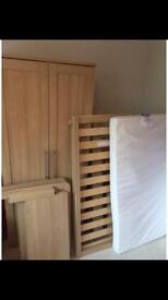 Mamas and papas bedroom furniture