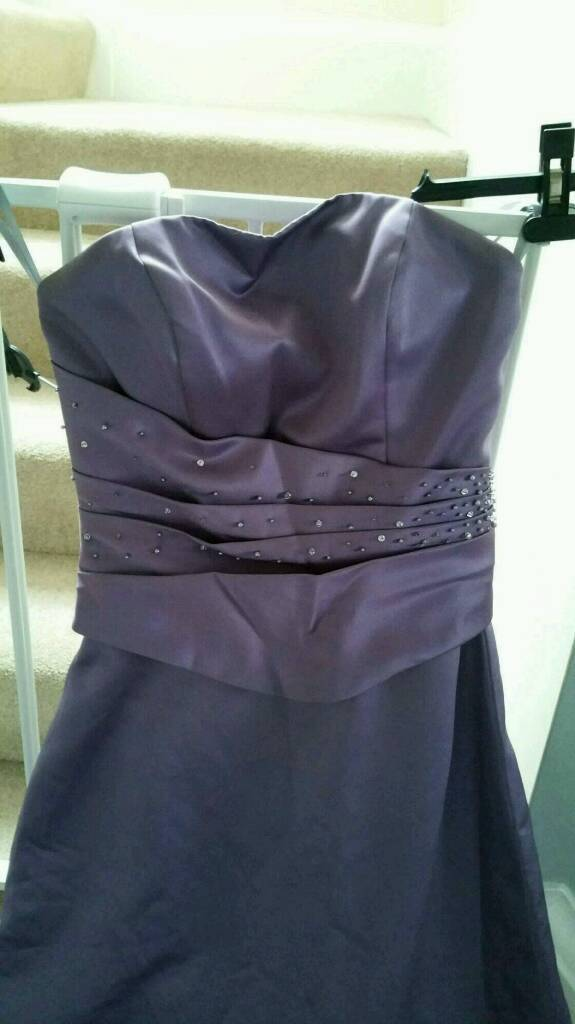 Bridesmaid prom dress size 8/10 | in Bournemouth, Dorset | Gumtree