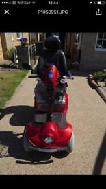 Regatta mobility scooter, fantastic condition. As new £800