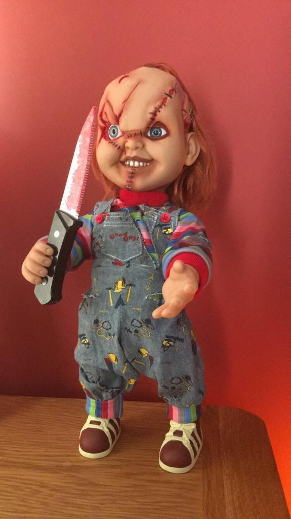 for sale talking chucky and tiffany dolls in belfast city