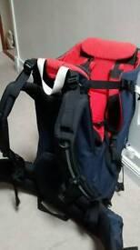 Macpac vamoose baby carrier