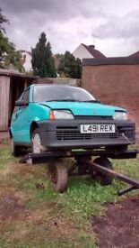 Fiat Cinquecento No MOT, cheap insurance, ideal first car, offers please