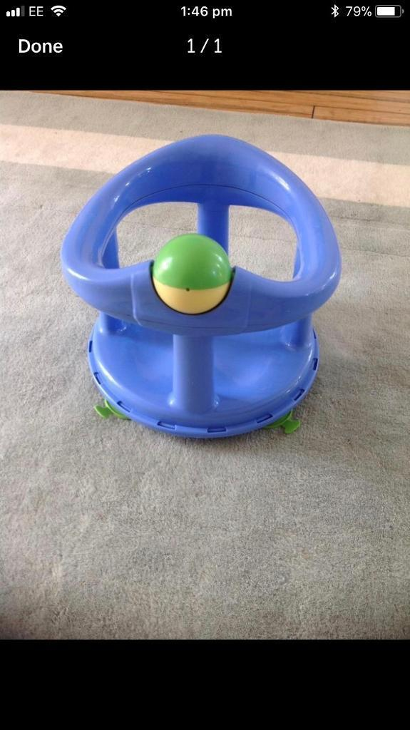 Baby bath seat, from 6 months old | in Guisborough, North Yorkshire ...