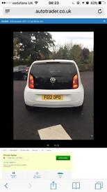 VW UP! white edition 37k miles