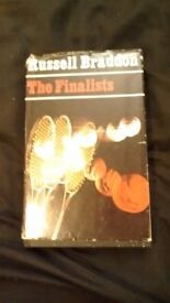 The Finalists by Russell Braddon HB DJ 1978
