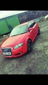 Audi a3 swap for cupra r vxr something fast try me