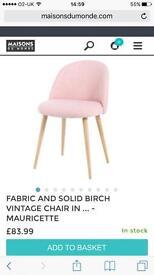 Brand New Scandinavian Chair