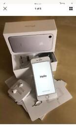 Iphone 7 32gb silver unlocked