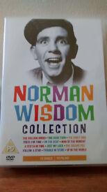 Norman Wisdom dvd box set
