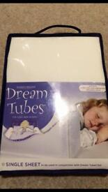 Brand new Dream Tubes single sheet