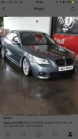 BMW 525 se kitted
