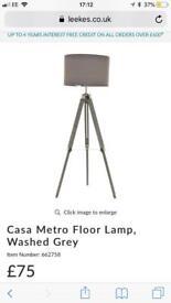 Casa metro lamps
