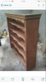 Large wall dresser