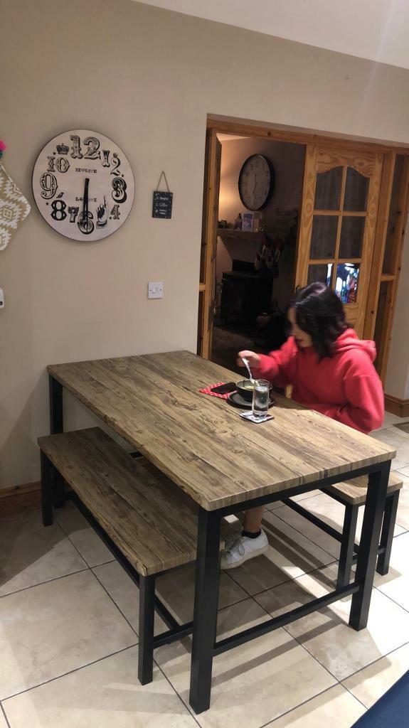 Excellent Next Kitchen Bench Table In Toomebridge County Antrim Gumtree Uwap Interior Chair Design Uwaporg