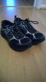 Karrimor light weight trainers size 2- 3