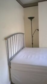 2 Double rooms available IMMEDIATELY. £300pm each (ALL BILLS INCLUDED)