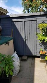 Quality used garden sheds