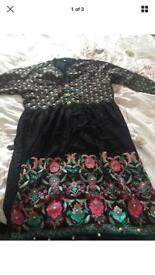 Asian Ladies Dress