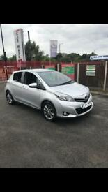 toyota yaris 1.3 sr top spec