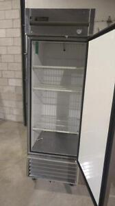 TRUE T-23 F SINGLE STAINLESS STEEL FREEZER