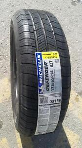 175/65/14 MICHELIN DEFENDER NEUF...(332$ taxes incluses)