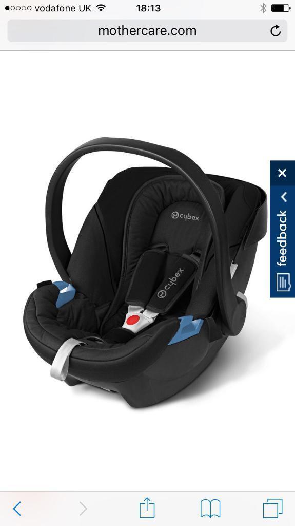 Cybex Aton baby car seat - brand new still in box