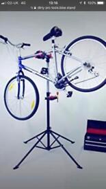Dirty pro tools bicycle repair stand ( unused)