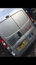 Vauxhall Vivaro!! Mobile Valeting Van CHEAP!!!