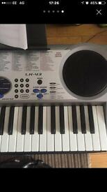 Keyboard (key lighting)
