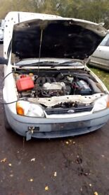 Ford fiesta courier van breaking for parts