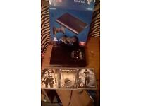 Playstation 3 slimline 12gb. 3games 1 controller all cables.