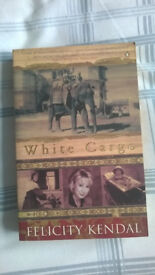 Felicity Kendal - White Cargo (Biography, Paperback Book)
