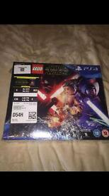 PlayStation 4 with Star Wars bundle