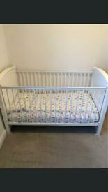 Cot bed in great condition