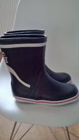 Sailing Boots - Gill Short Cruising Boot Size 37 - UK 4/ Wellies