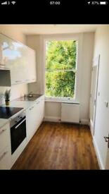 Brand new Large studio flat with separate kitchen £1350 ( bill are included except council tax)