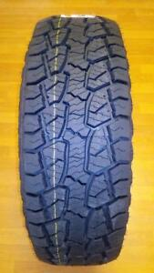 New Set 4 LT 245/75R16 A/T tires 245 75 16 All Terrain E Rated Tire MK $480