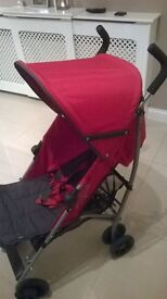 mamas and papas stroller in excellent condition