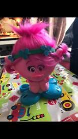 Trolls Styling Head and My Little Pony