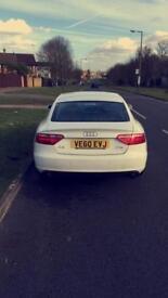 Swap available. Audi A5 2.0l tfsi White Sportback