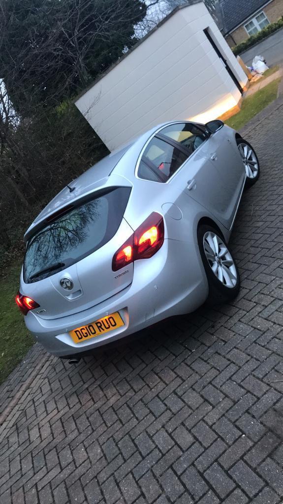 2010 Vauxhall Astra 1.4 Turbo SE 140bhp