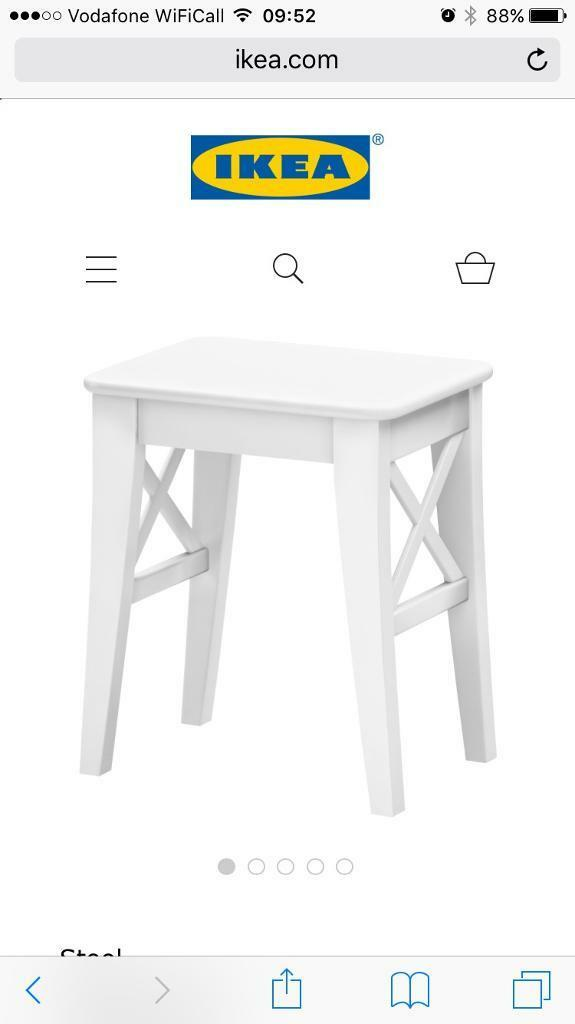 Stool dressing table IKEA