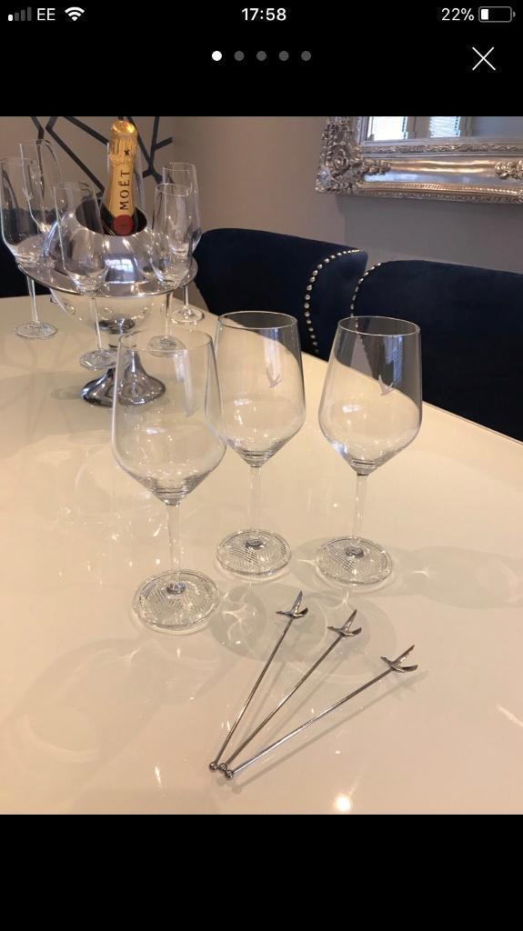 Grey goose wine glasses