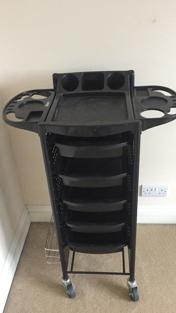 *Excellent condition* beauty/hairdressing trolley