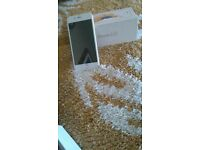 IPhone 6S 32GB gold still in the box never been used