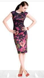 Karen Millen Floral Smart Dress