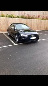 Audi A5 convertible, diesel ( cat d ) ( RS5 kit )